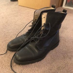 Joan and David boots